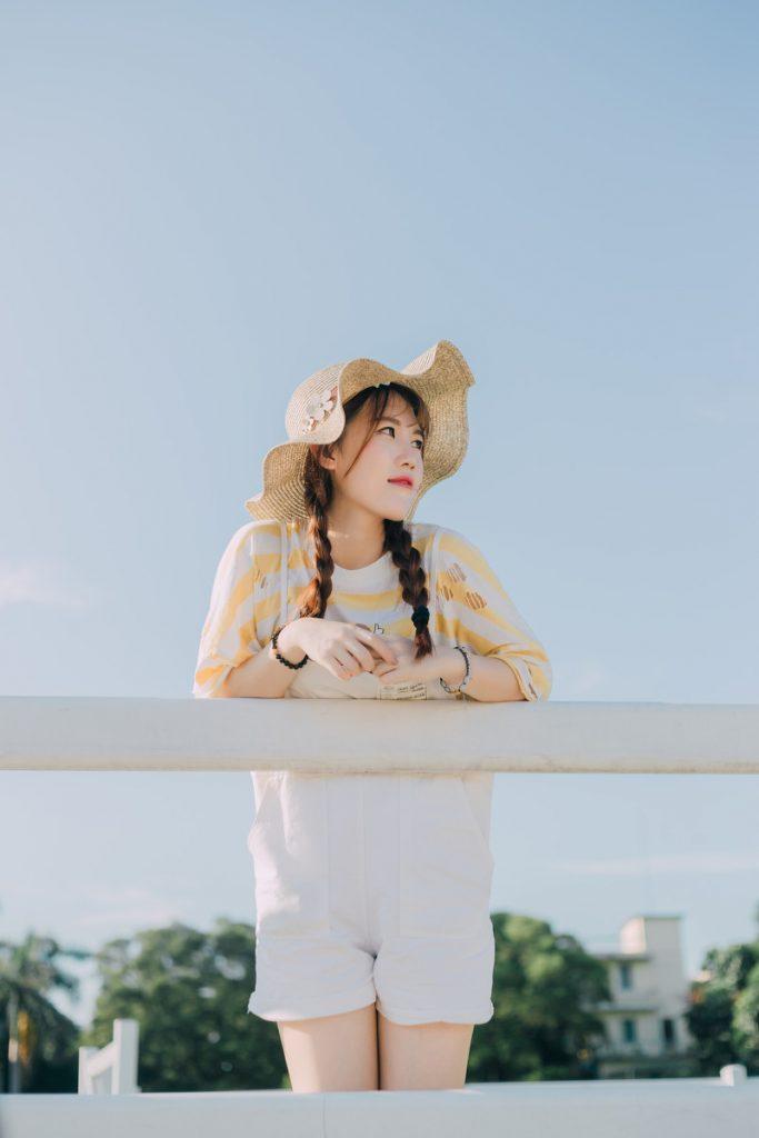 初夏微凉 妹纸-第13张