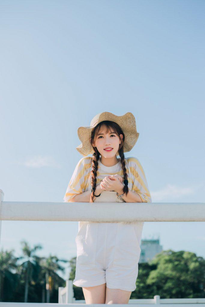 初夏微凉 妹纸-第14张