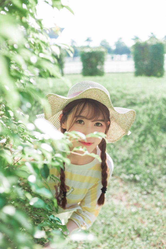 初夏微凉 妹纸-第6张