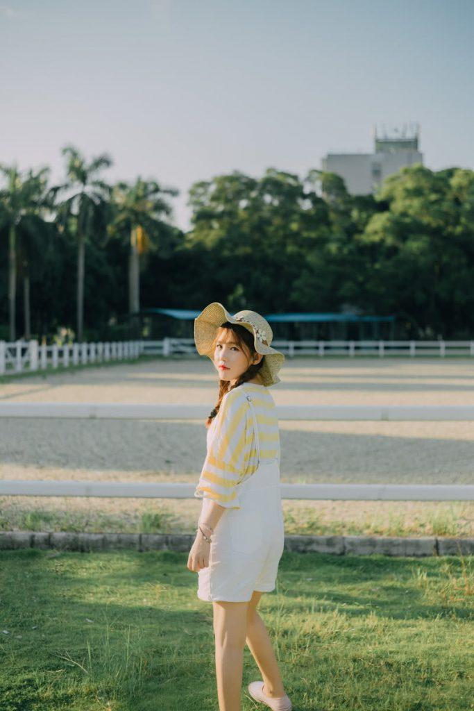 初夏微凉 妹纸-第5张